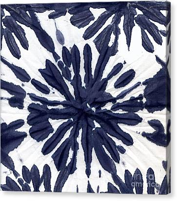Indigo I Canvas Print by Mindy Sommers