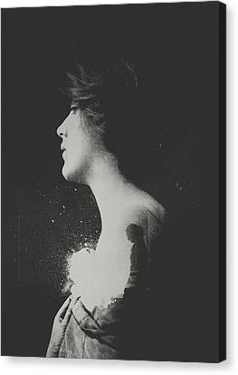 Inner Canvas Print by Fran Rodriguez