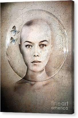 Inner World Canvas Print by Jacky Gerritsen