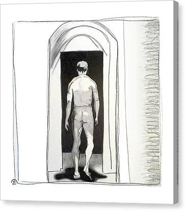 Insomnia 3 Canvas Print by Stan Magnan
