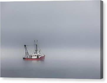 Into The Void Canvas Print by Bill Wakeley