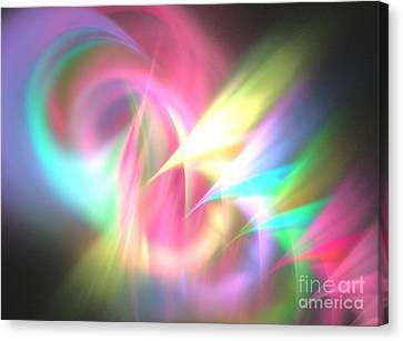 Ionosphere Canvas Print by Kim Sy Ok