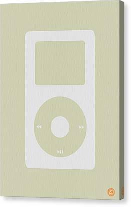 iPod Canvas Print by Naxart Studio