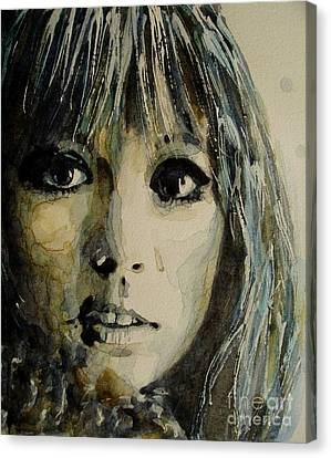 Isnt't It Pity Canvas Print by Paul Lovering