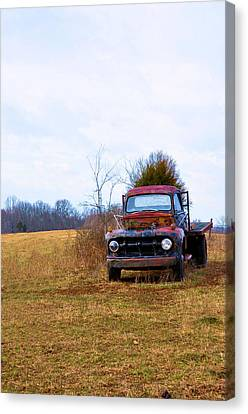 It Is Over Now Canvas Print by Jan Amiss Photography