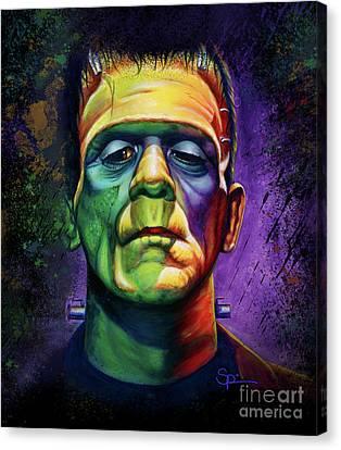 It's Alive  Canvas Print by Scott Spillman