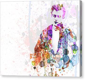 James Dean Canvas Print by Naxart Studio