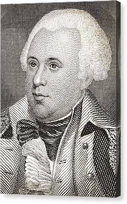 James Wilkinson 1757-1825. United Canvas Print by Vintage Design Pics