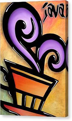 Java By Thomas Fedro Canvas Print by Tom Fedro - Fidostudio