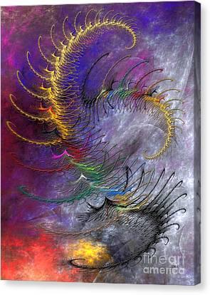 Jazz Festival Canvas Print by John Robert Beck