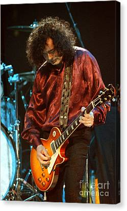 Jimmy Page-0021 Canvas Print by Timothy Bischoff