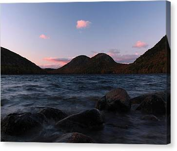 Jordan Pond Canvas Print by Juergen Roth