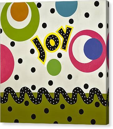 Joy Canvas Print by Gloria Rothrock