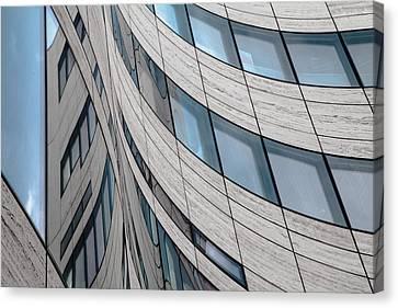 Ka? Windows Canvas Print by Gilbert Claes