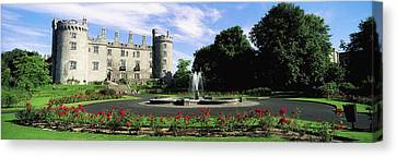 Kilkenny Castle, Co Kilkenny, Ireland Canvas Print by The Irish Image Collection