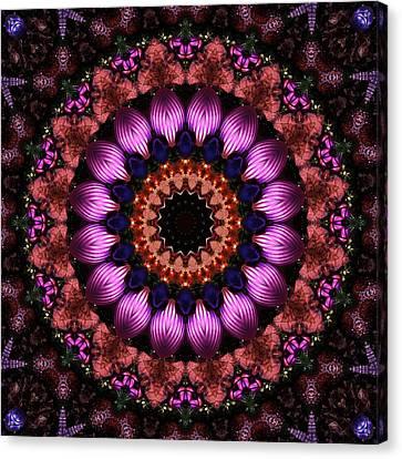 Klassy Kaleidoscope Canvas Print by Lyle Hatch