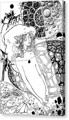 La 1 Canvas Print by Valeriy Mavlo
