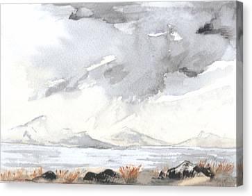 Lake District Canvas Print by Jim Green