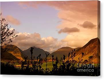 Lake District Canvas Print by Steven Brennan