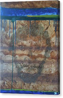 Last Canvas Print by Jonathan Kotinek