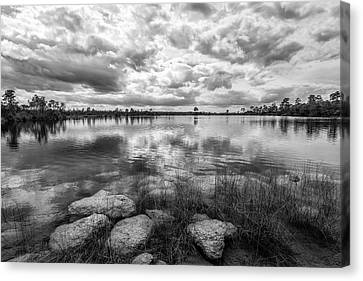 Late In The Day Canvas Print by Jon Glaser