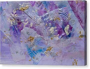 Lavender Haze Canvas Print by Don  Wright