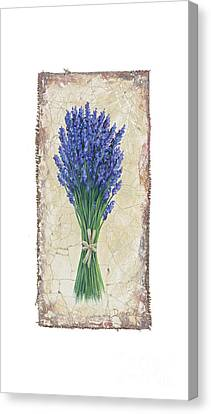 Lavender II Canvas Print by Danielle Perry