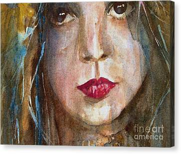 Lay Lady Lay Canvas Print by Paul Lovering
