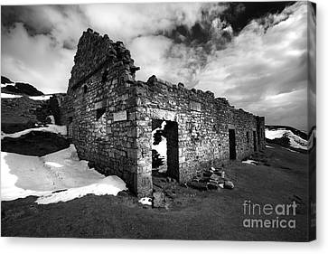 Lead Mines Canvas Print by Stephen Smith