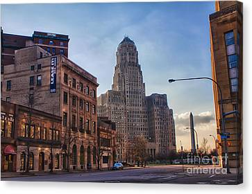 Lease It Canvas Print by Chuck Alaimo