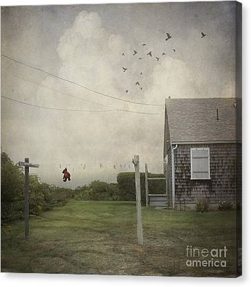 Left Behind Canvas Print by Juli Scalzi