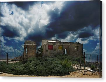 Left Behind Canvas Print by Laurie Search