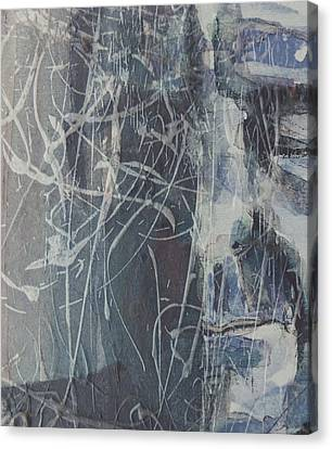 Leonard Cohen Canvas Print by Paul Lovering