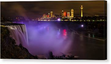 Let There Be Light Canvas Print by Mark Papke