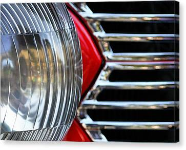 Light And Grill Canvas Print by Dan Holm