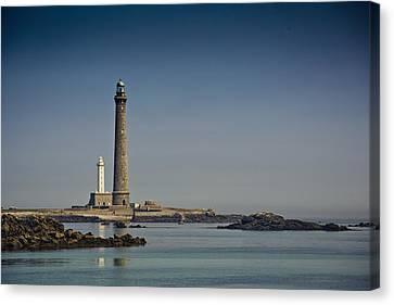 Lighthouse Canvas Print by Nailia Schwarz