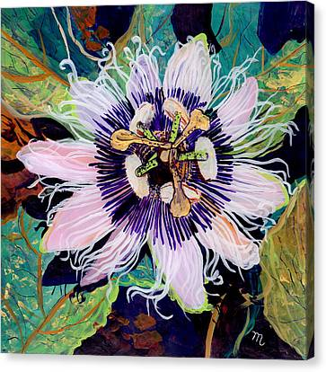 Lilikoi Canvas Print by Marionette Taboniar