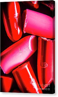 Lipgloss And Letdown Canvas Print by Jorgo Photography - Wall Art Gallery