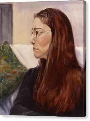 Lipstick Canvas Print by John Clum