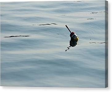 Lobster Buoy Canvas Print by Edward Myers