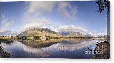 Loch Awe Panorama Canvas Print by Colin and Linda McKie