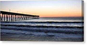 Long View Canvas Print by JC Findley