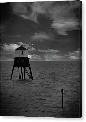 Look Out Canvas Print by Martin Newman
