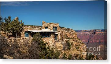Lookout Studio Canvas Print by Jon Burch Photography