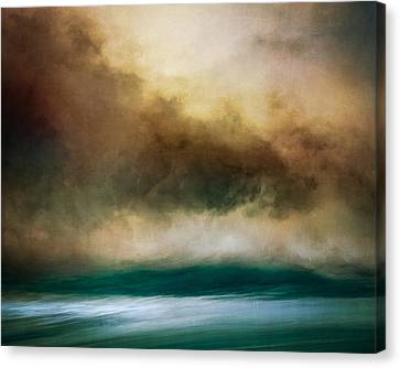 Lost At Sea Canvas Print by Lonnie Christopher