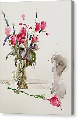 Love Canvas Print by Becky Kim