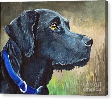 Loyalty Canvas Print by Darlene Watters