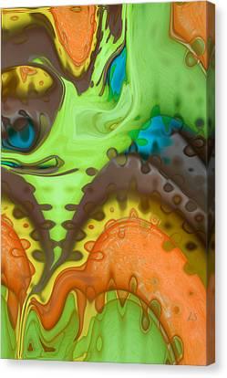 Lucid Dreaming Canvas Print by Linda Sannuti