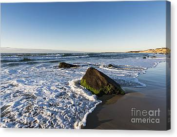 Lucy Vincent Beach Canvas Print by John Greim
