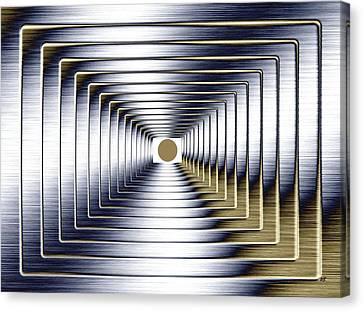 Luminous Energy 1 Canvas Print by Will Borden